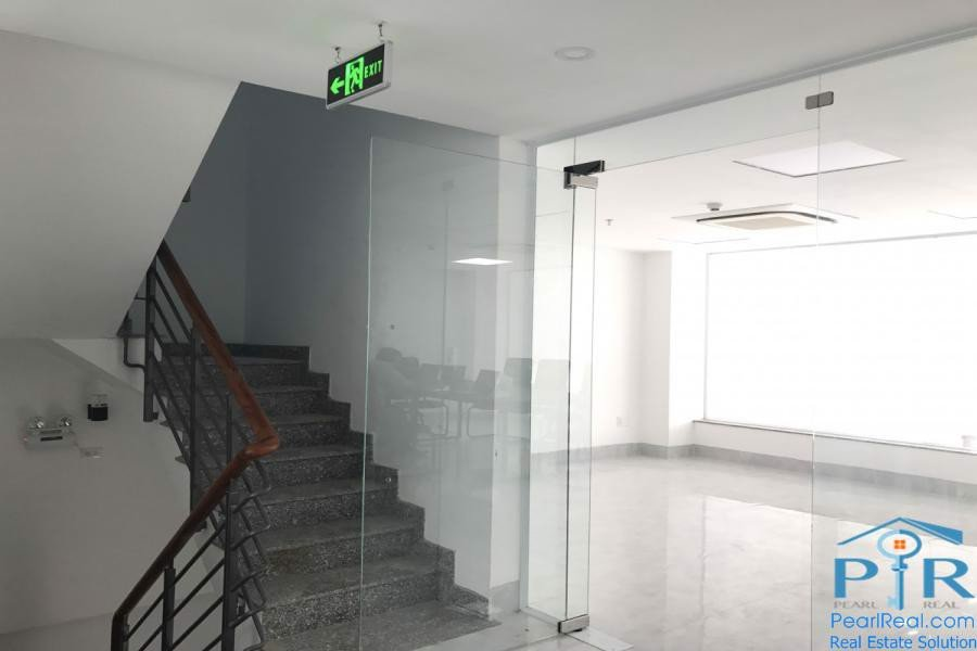 SABAY office building for rent in Hong Ha street, Tan Binh district