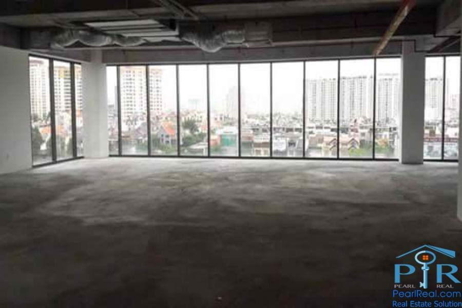 Office building for rent in Thao Dien ward, The Galleria Metro 6