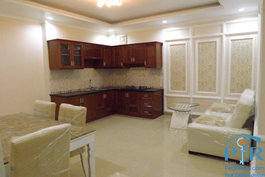 Serviced apartment near to Turtle Lake, district 3