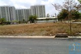 Land for sale in Osaka Garden Resident Area, district 8, HCMC