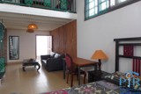 Duplex for rent in Him Lam Kenh Te area, district 7