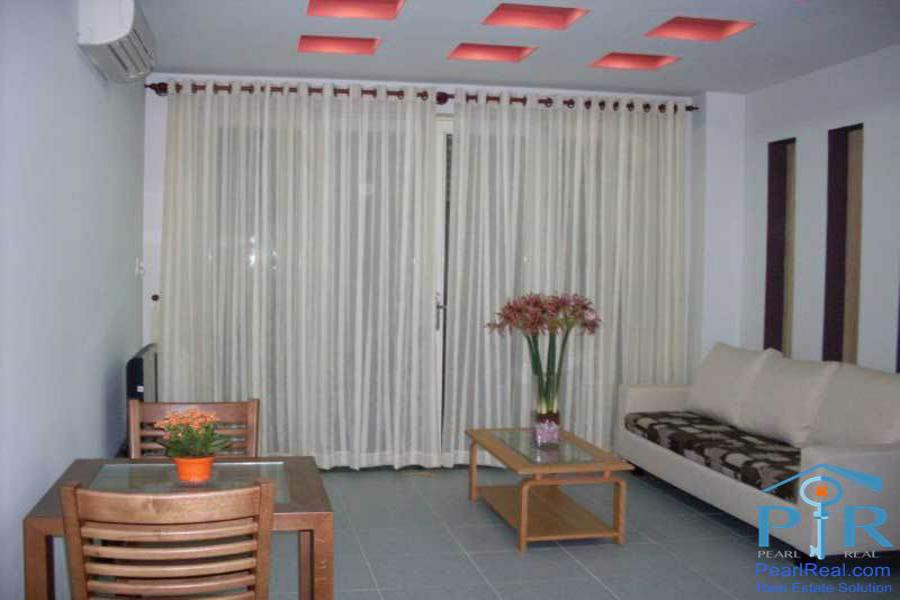 Golden serviced apartment for rent in Thao Dien ward, district 2