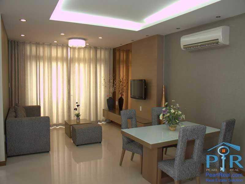 Hang Frank serviced apartment for rent in Thao Dien ward, HCMC