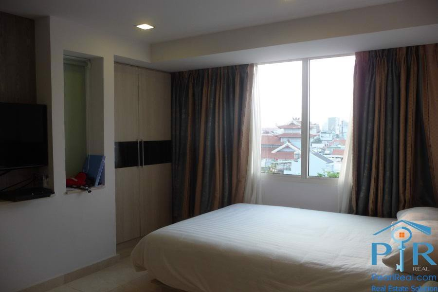 Modern studio for rent in District 3, Ho Chi Minh City