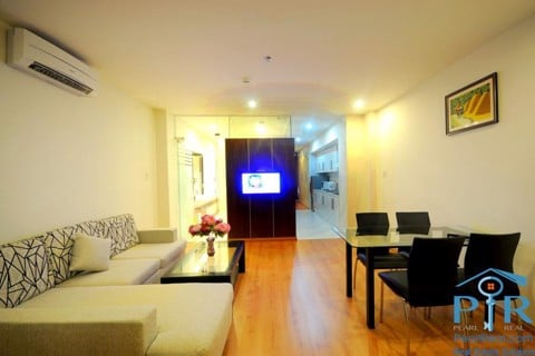 Lucky luxury serviced apartment for rent in district 3, Ho Chi Minh City