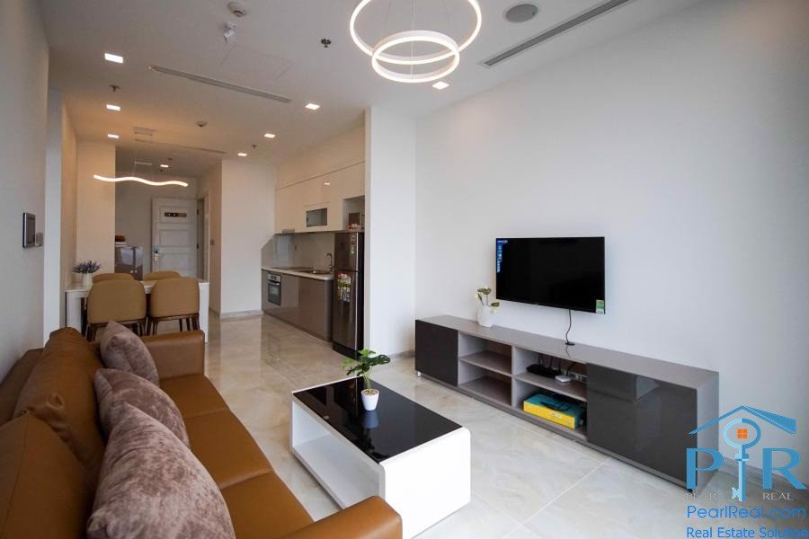 Luxury Vinhomes Golden River Apartment For Lease, HCMC