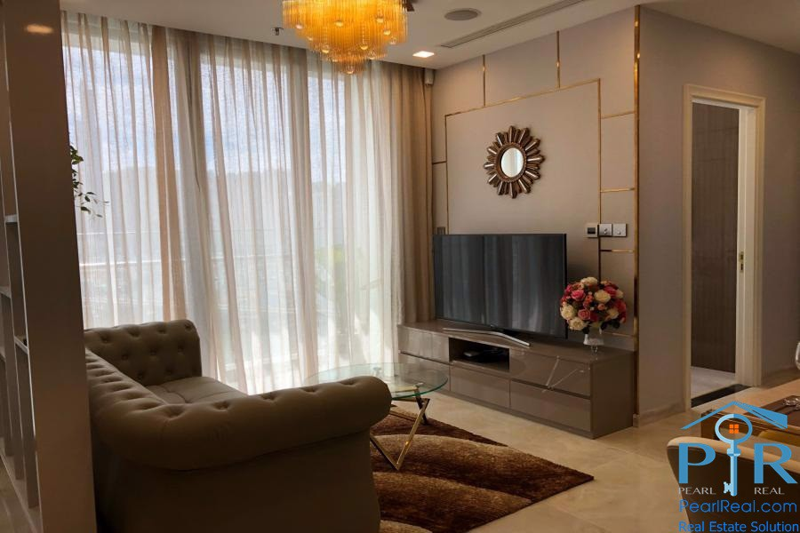 Luxury Furnished Vinhomes Golden River Apartment For Rent, HCMC