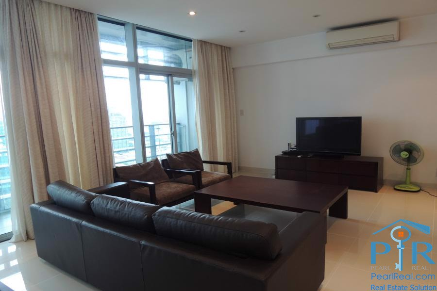 Luxury Furnished Apartment In Sailing Tower For Lease In District 1