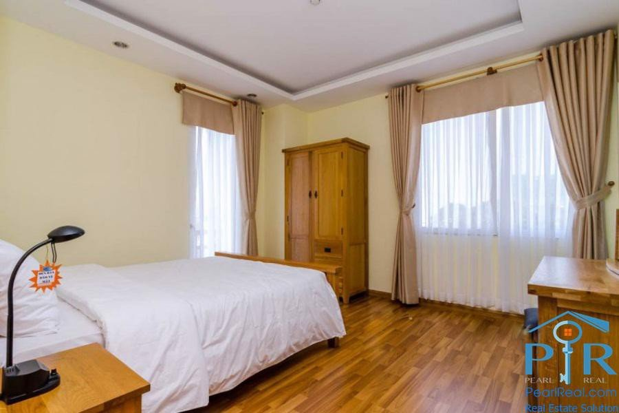 Merin City 2 bedroom serviced apartment for rent in district 5