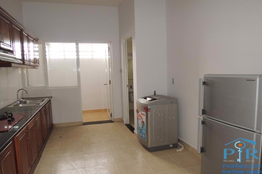 The He Moi apartment for rent in district 1