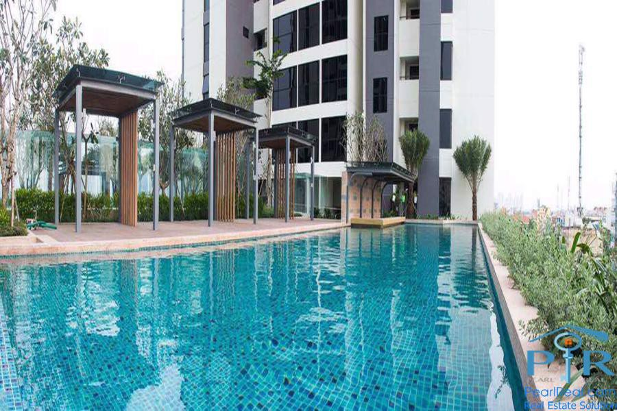 Luxury The Ascent apartment for rent in Thao Dien ward, Ho Chi Minh City