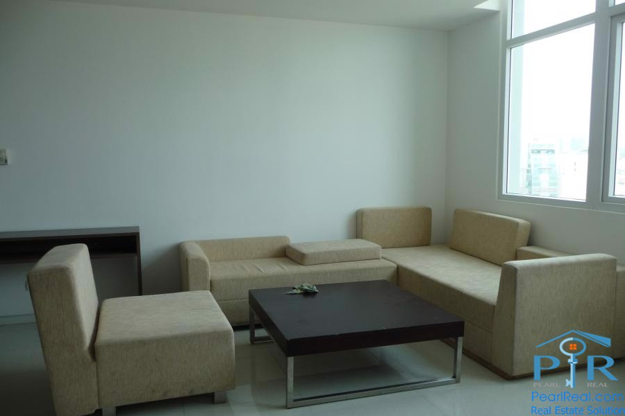 Ben Thanh Tower apartment for rent in District 1