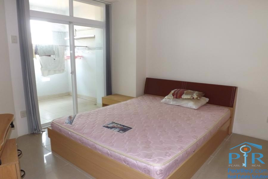 Apartment for rent in International Plaza, district 1, Ho Chi Minh City