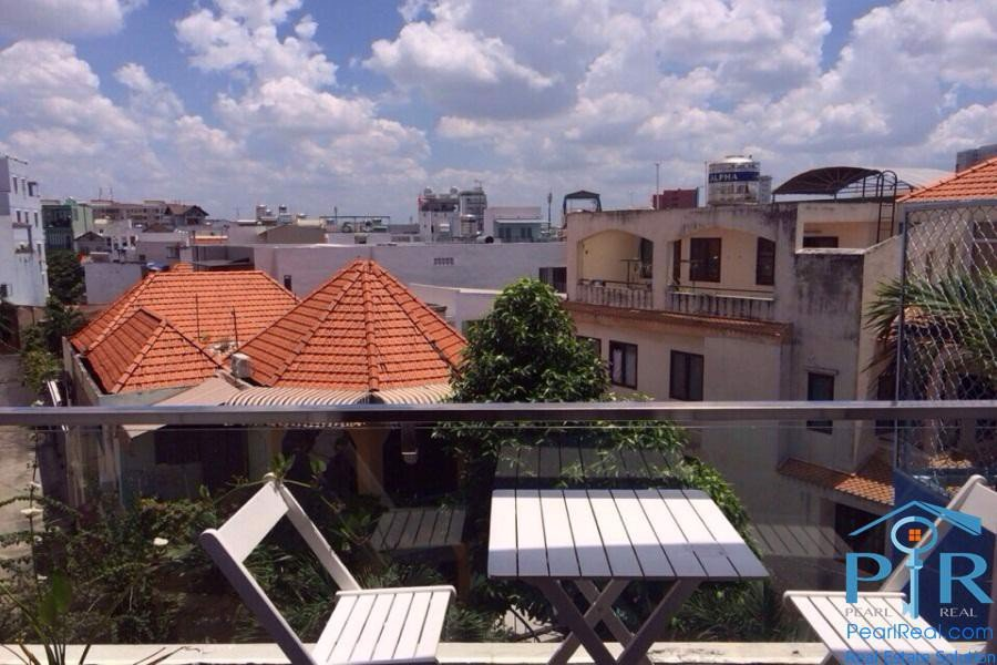 Hong Anh serviced apartment for rent in Phu Nhuan Dist