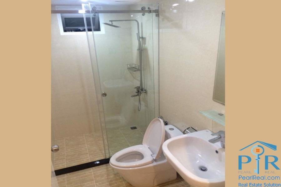 Studio for rent near Lotte mart district 7