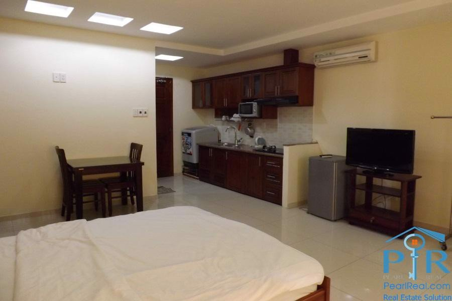 Studio for rent in Binh Thanh, HCMC
