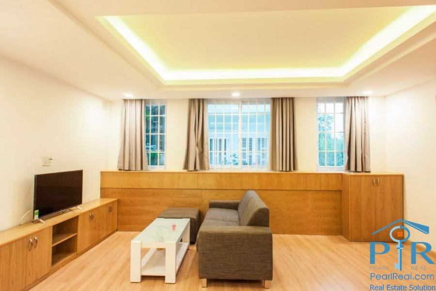 Bright and airy studio for rent in district 4, Ho Chi Minh