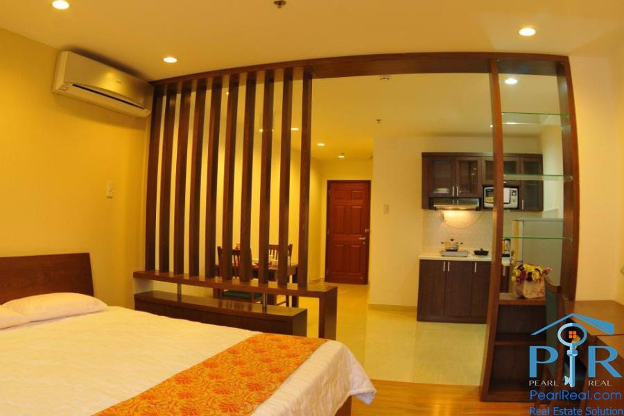 Three-Oaks serviced studio for rent, District 1, Ho Chi Minh City