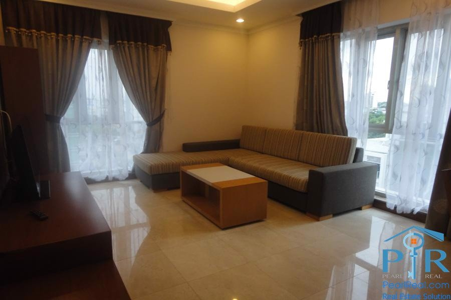 Saigon Pavilion serviced apartment 3 bedroom in district 3
