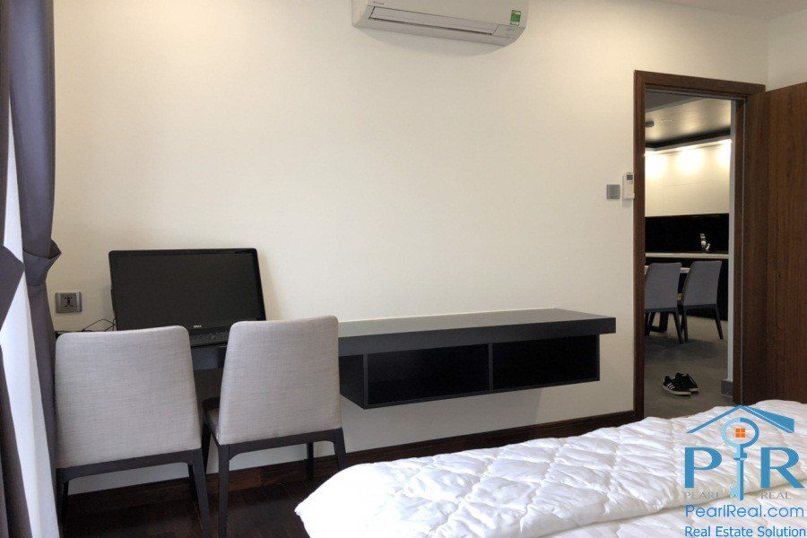 Wonderful serviced apartment with large terrace for rent, Phu Nhuan