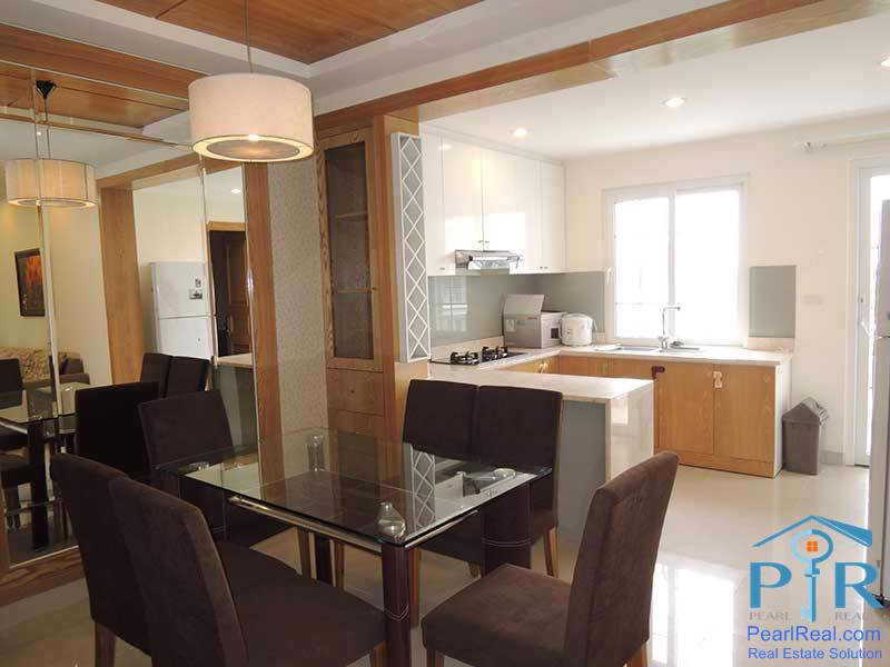 Royal Huy serviced apartment for rent, Thao Dien ward