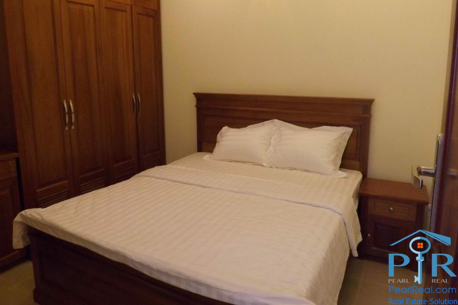 Serviced apartment for rent near the Zoo, District 1