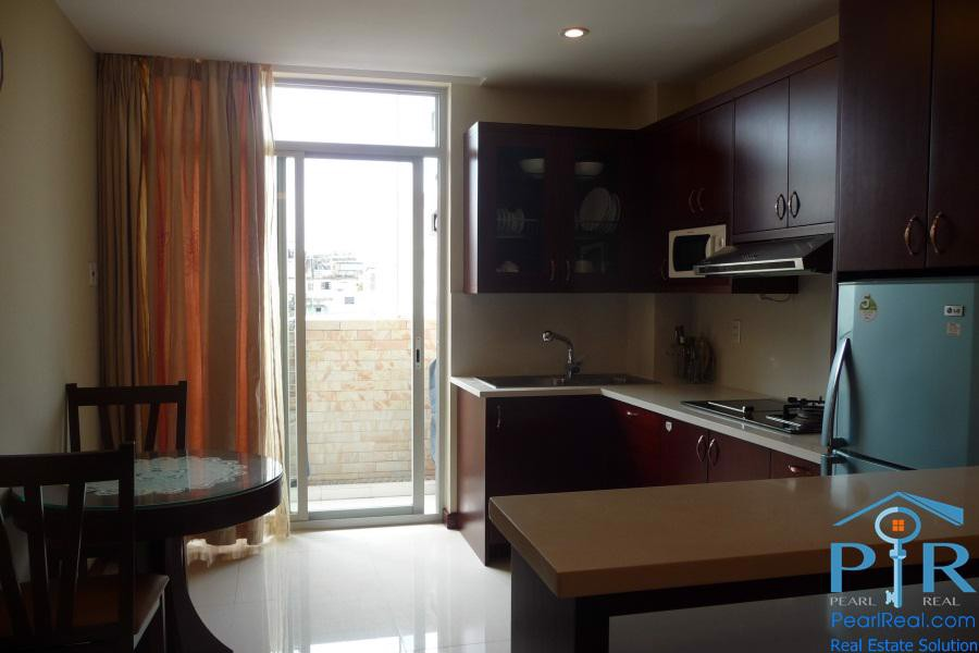 1 bedroom serviced apartment near Tan Dinh market district 1