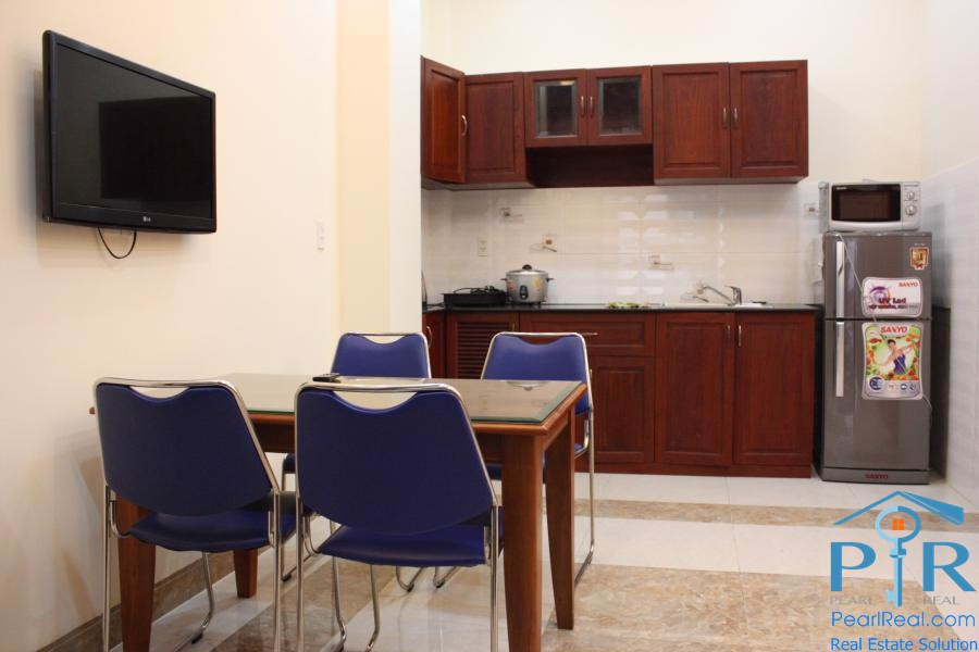 Serviced Studio For Rent Near Le Van Tam Park, District 1, Ho Chi Minh City