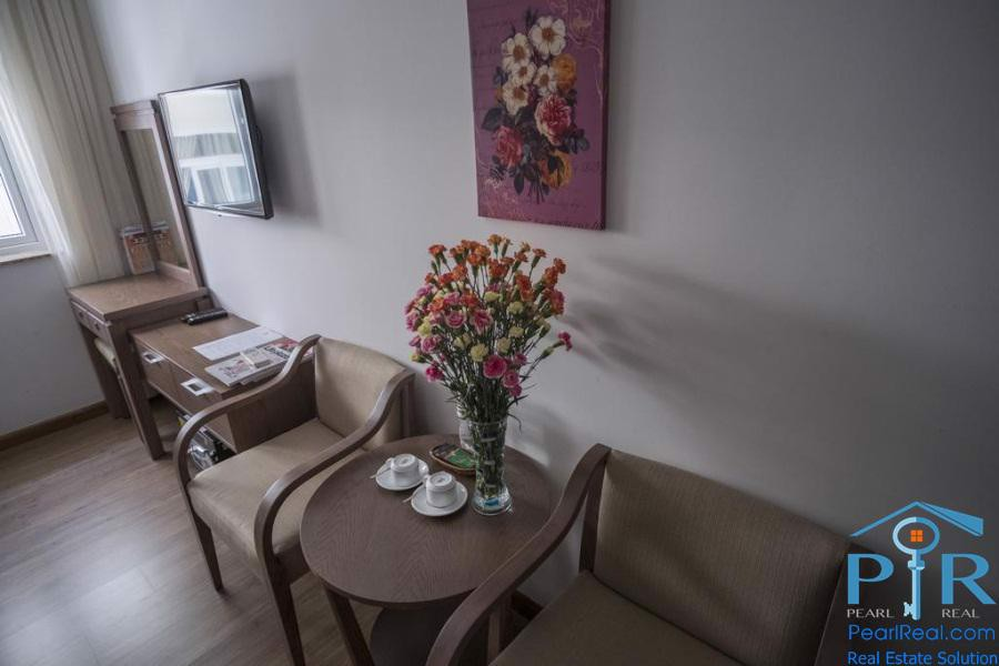 Luxury studio right in heart of Phu My Hung