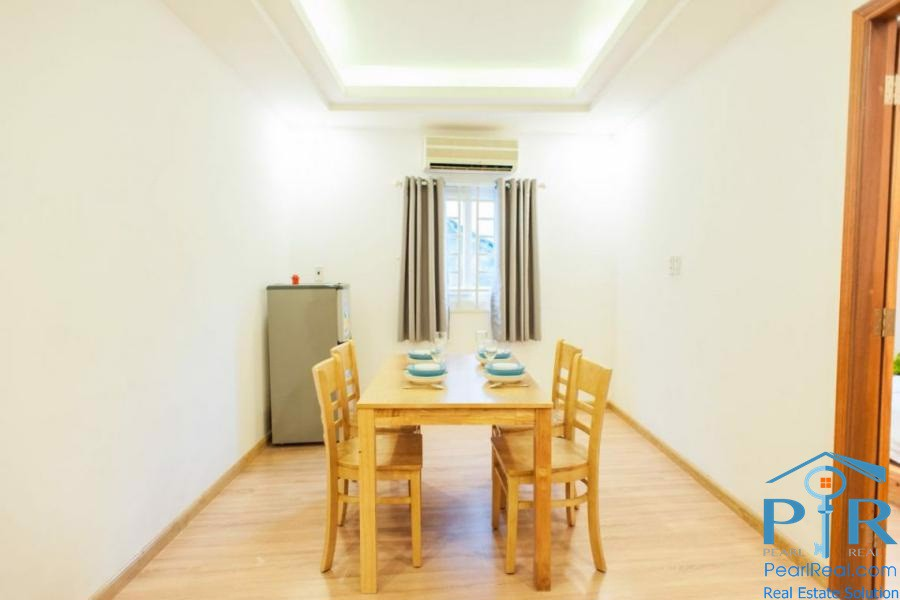 Studio in good street for lease in district 4, Ho Chi Minh