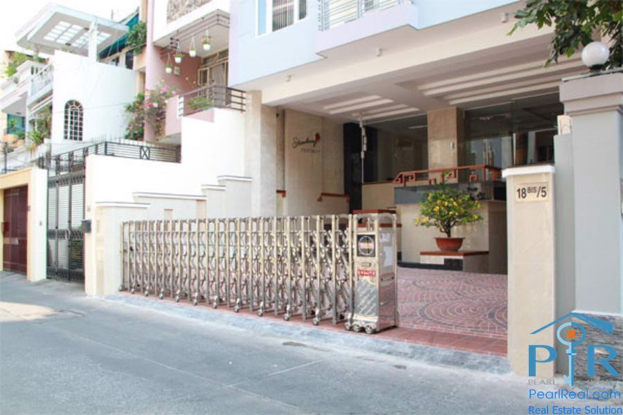 Strawberry serviced apartment for rent, District 1, HCMC
