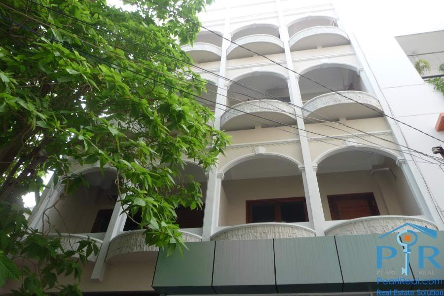 Studio for lease in Phu Nhuan, Ho Chi Minh City