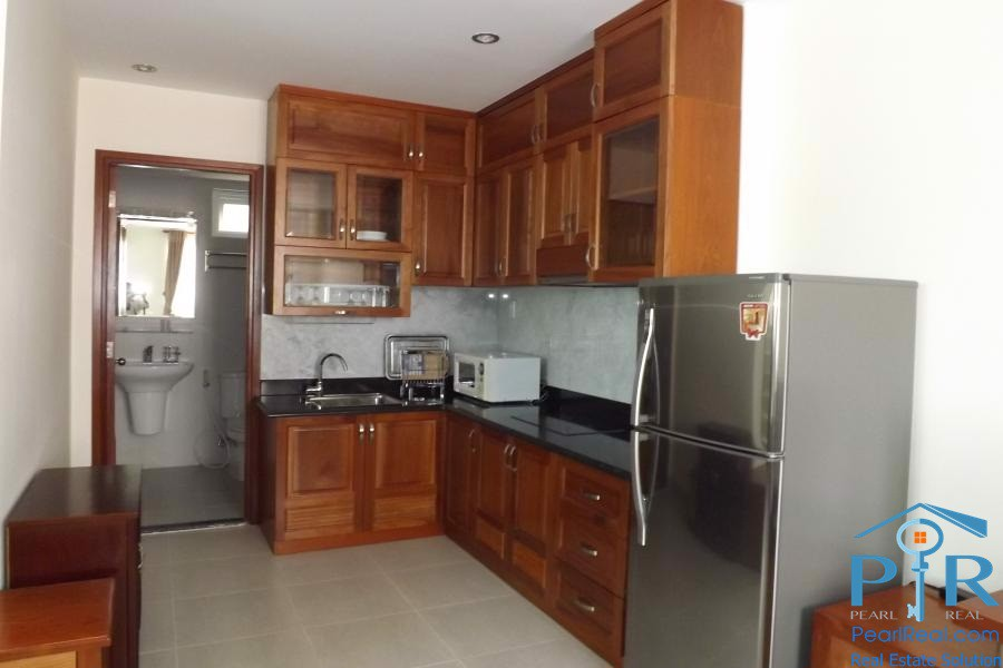 Studio for rent near the Zoo, District 1, Ho Chi Minh City