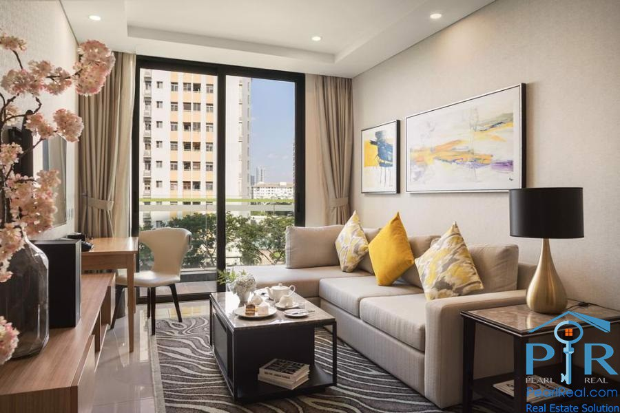 Stunning serviced apartment in Phu My Hung, district 7
