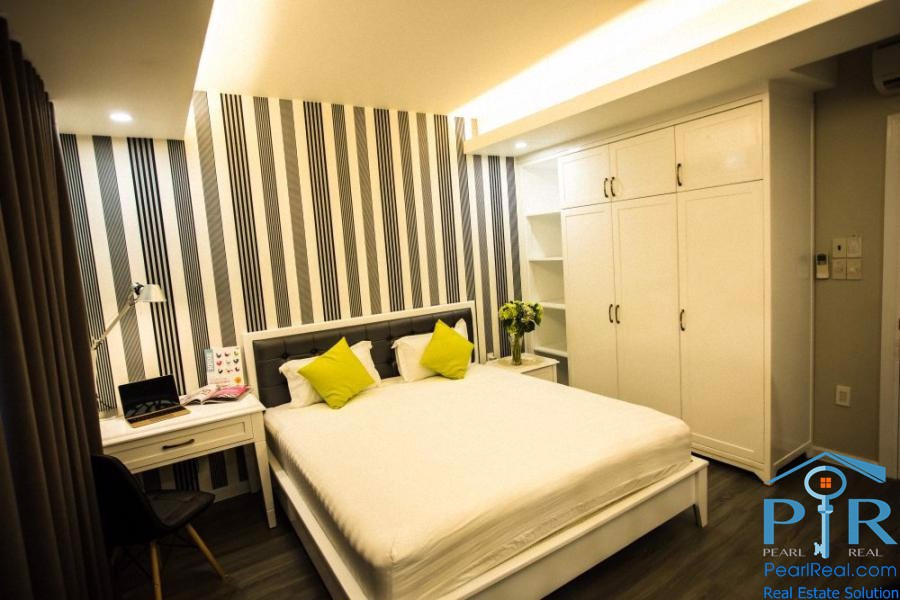 Luxury studio in center of Phu My Hung area, district 7