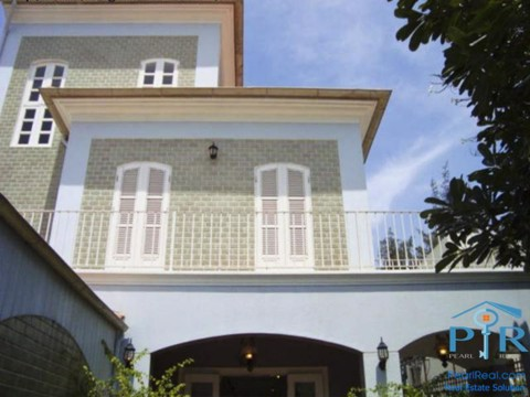 Villa near Ho Chi Minh International school for rent, Thao Dien ward