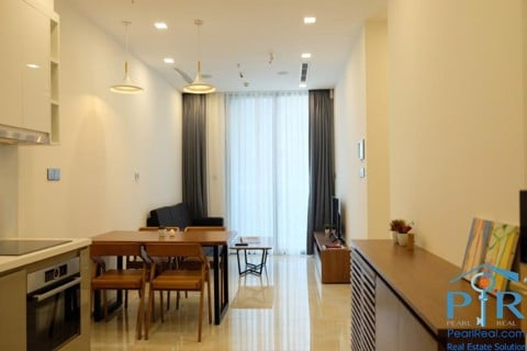 Furnished Vinhomes Golden River For Rent, District 1, HCMC