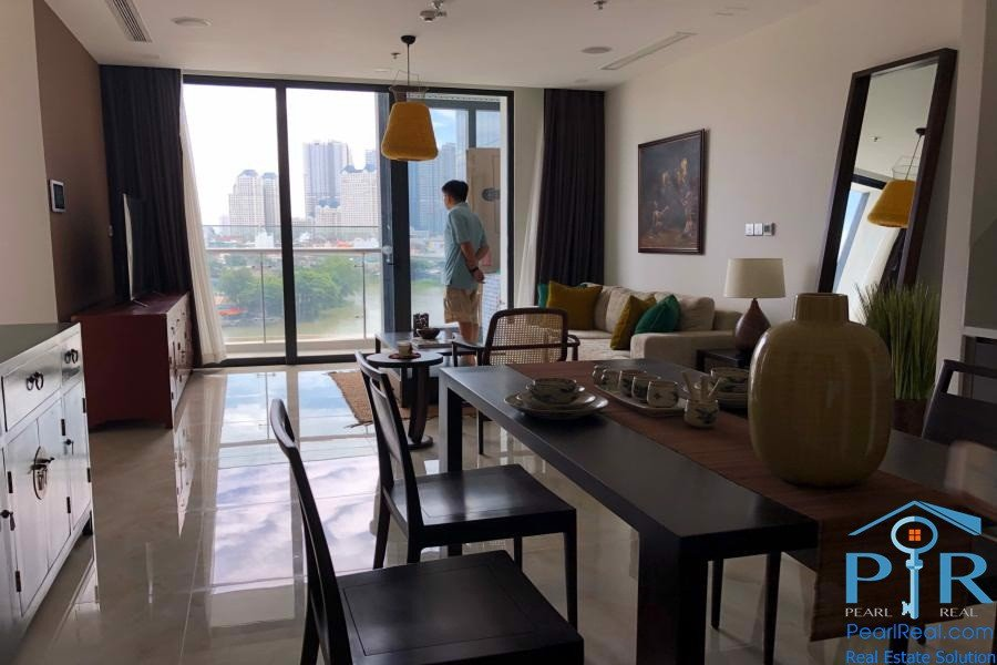 Charming Vinhomes Golden River Apartment For Rent, HCMC