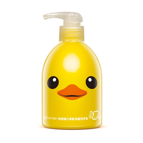 RUBBEL DUCK ANTIBACTERIAL HAND WASH