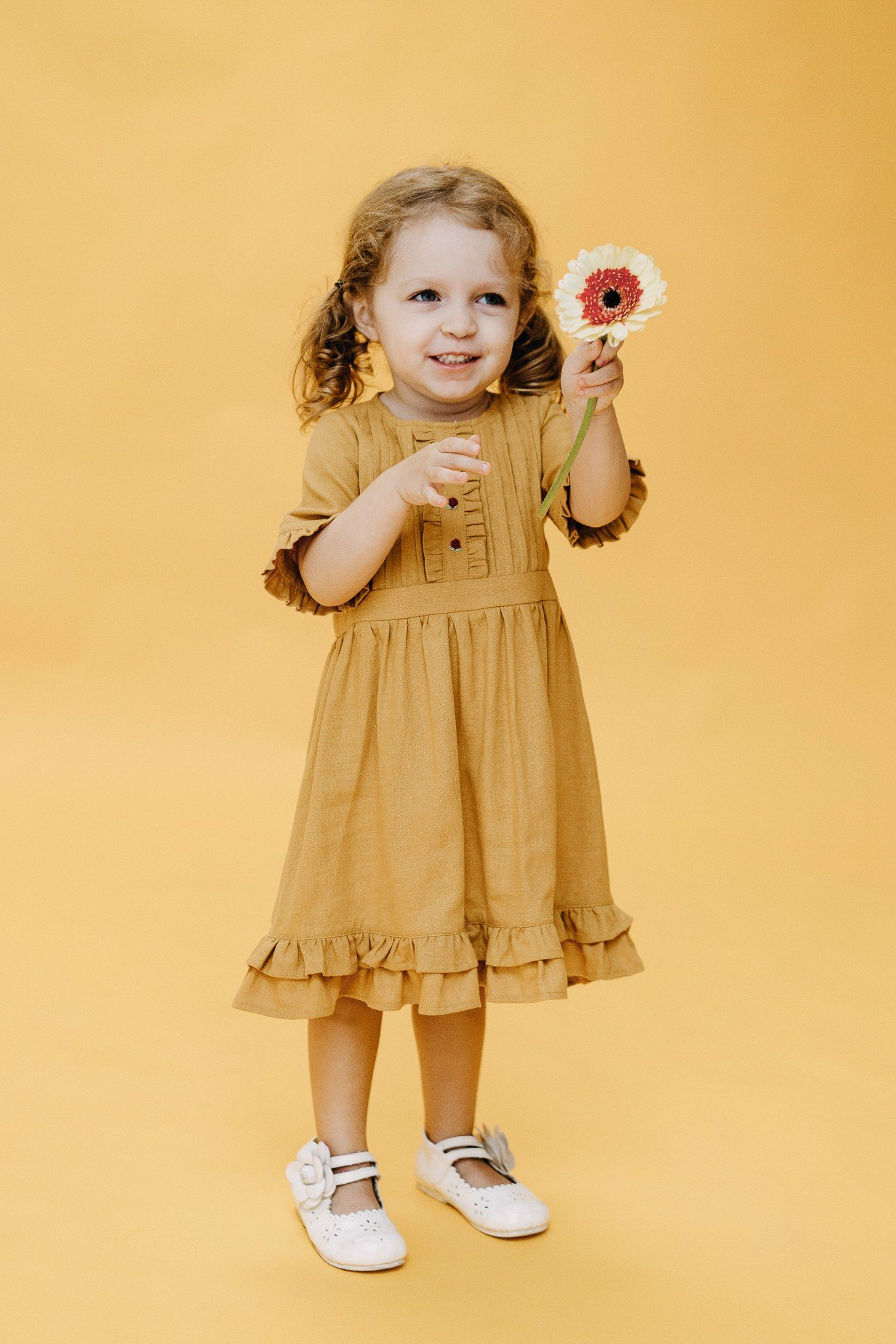 SUNSHINE ROSE DRESS