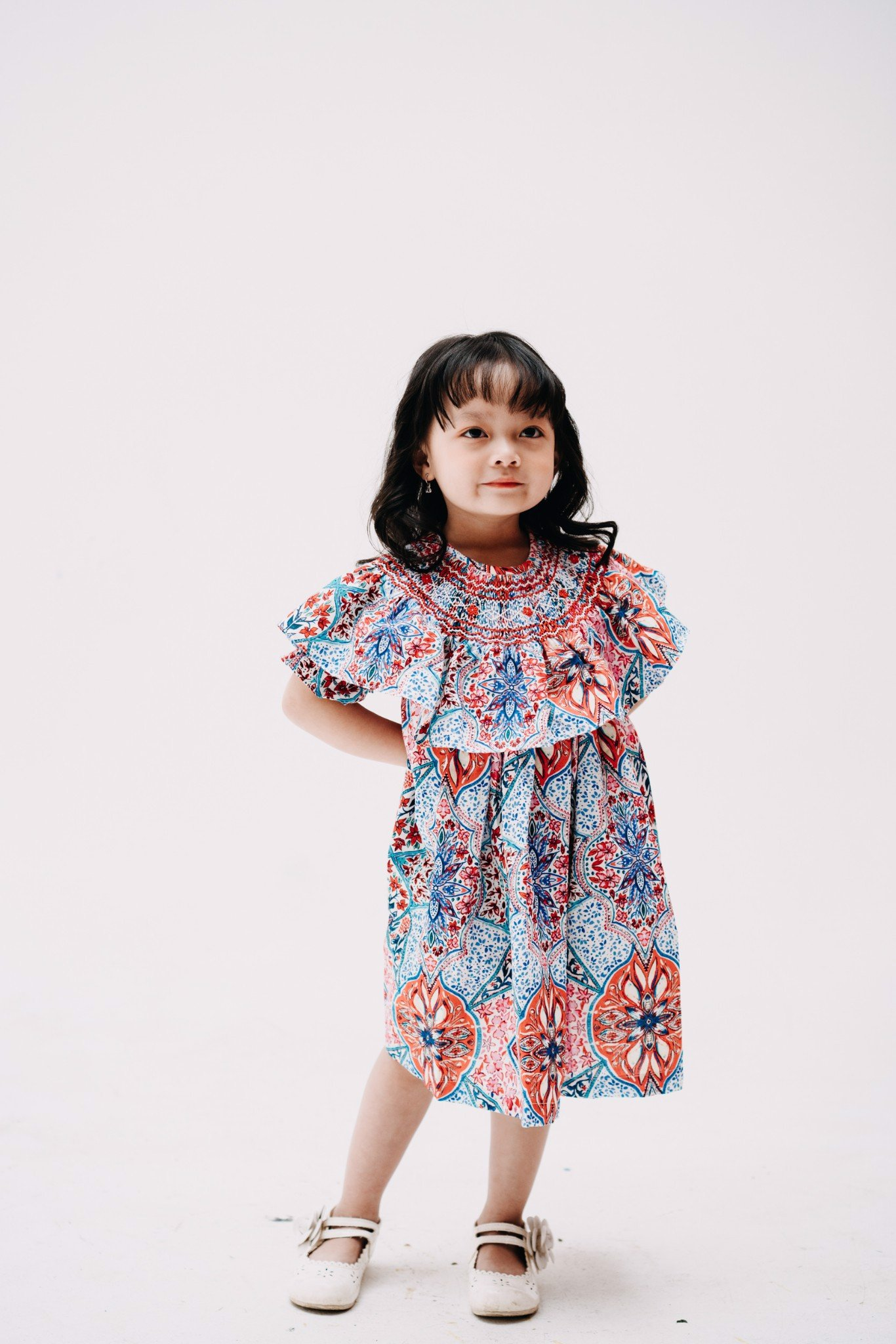 PAPILLON SHARON SM DRESS
