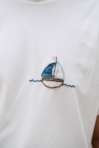 BOAT IN THE MM SEA TOP
