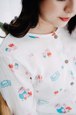 PEPPA PIG MM PAJAMAS