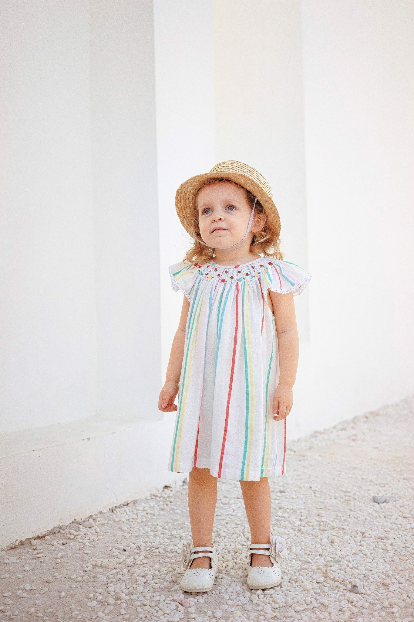 SWALLOW WING ELSA DRESS