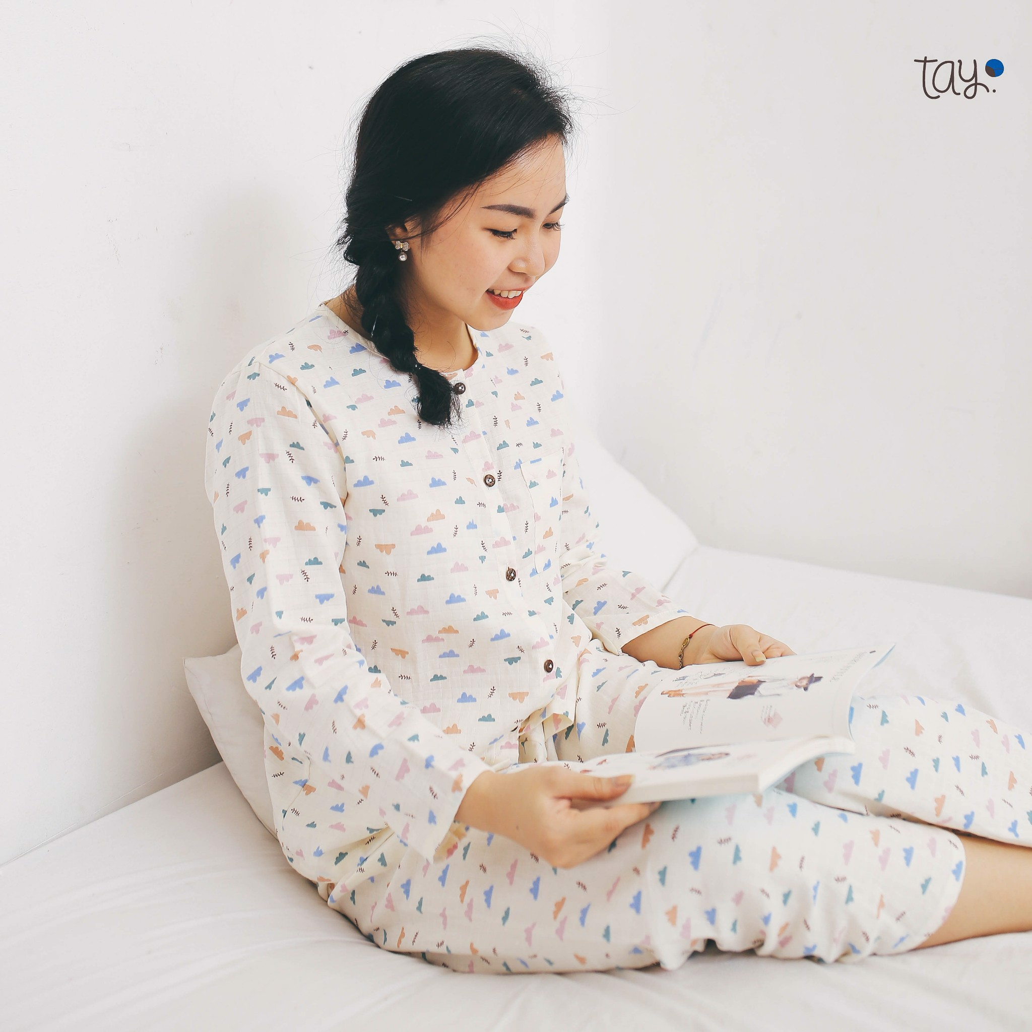 SKY BLUE MM PAJAMA