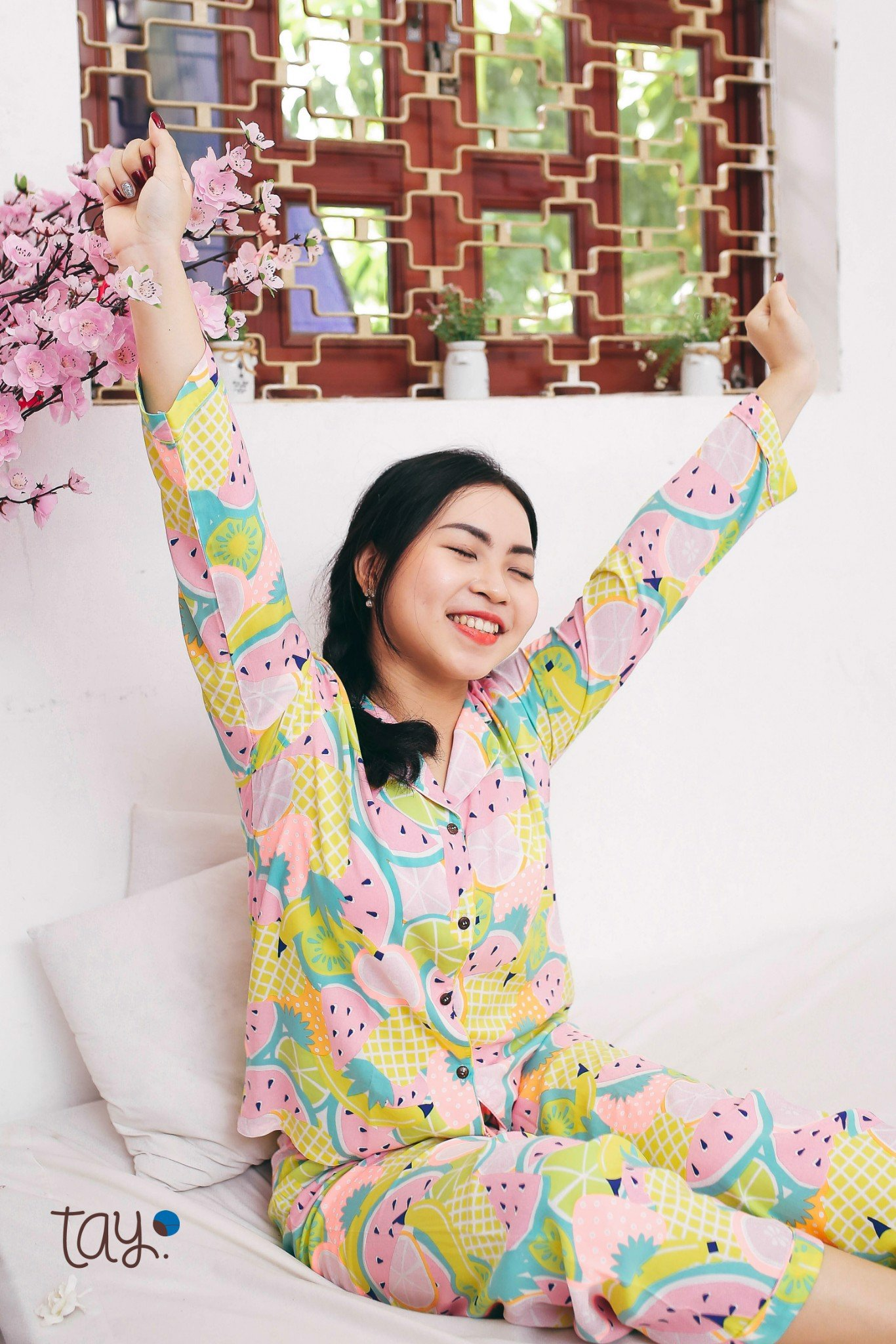 SPRING TINA mm PYJAMAS