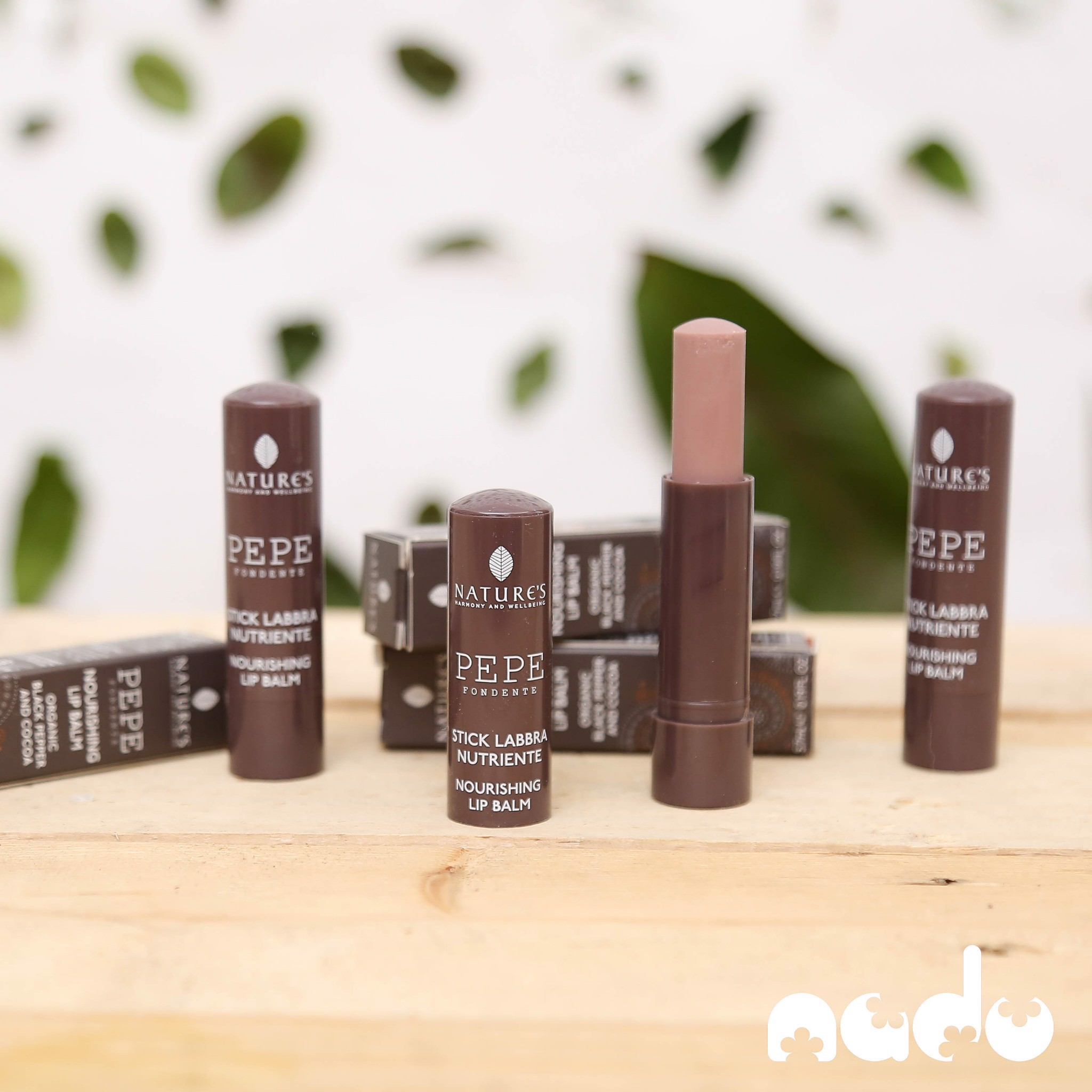 NATURE'S PEPE NOURISHING LIP BALM