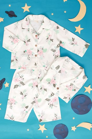 FLOWER LUBI MM PYJAMAS
