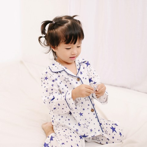 BLUE STAR PYJAMAS