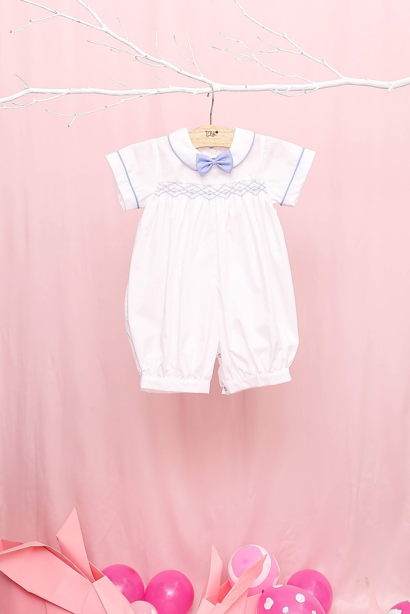 DIAMOND MARRY SM ROMPER
